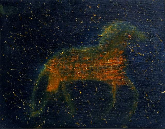 , 'Sunhorse,' 2016, Edward Thorp Gallery