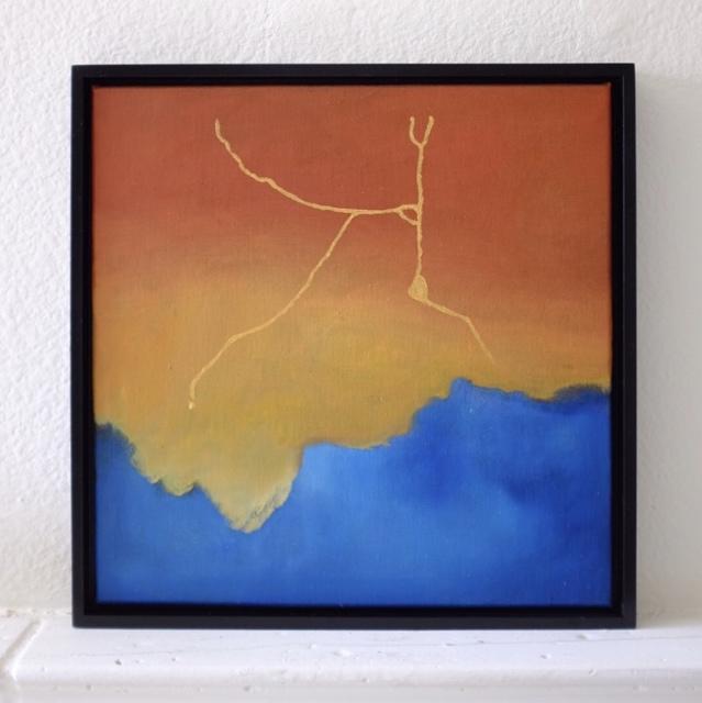 Kei Kei, 'Healing No.1', 2020, Painting, Oil on Canvas, Tsubakiyama Gallery
