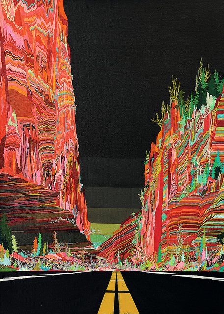 , 'Landscape 风景 01:39,' 2015, ART LABOR Gallery