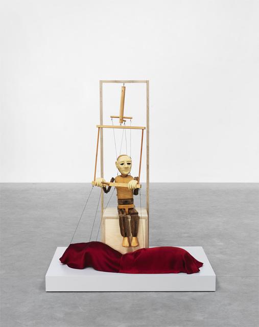 , 'The Puppeteer,' 2016, Zeno X Gallery