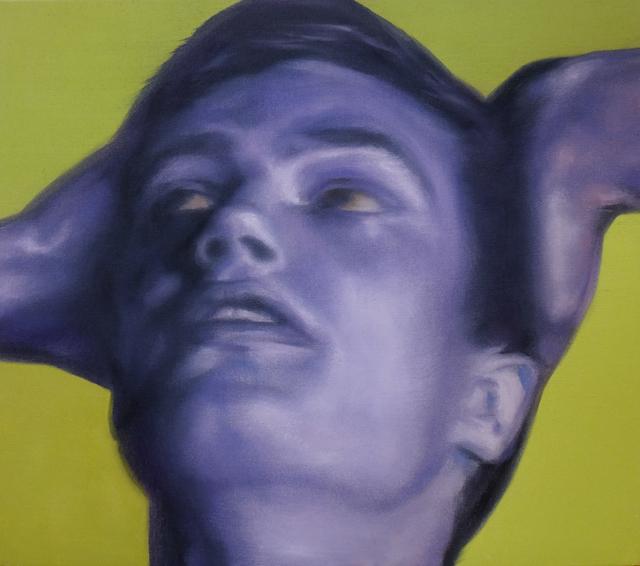 , 'Benjamin,' 2018, Ekavart Gallery