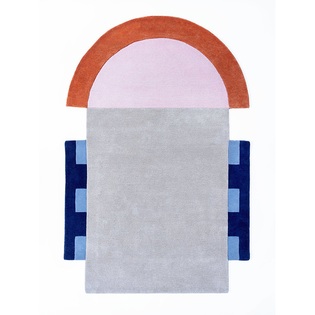 , 'Abstract Rug,' 2017, Store/Husk Design