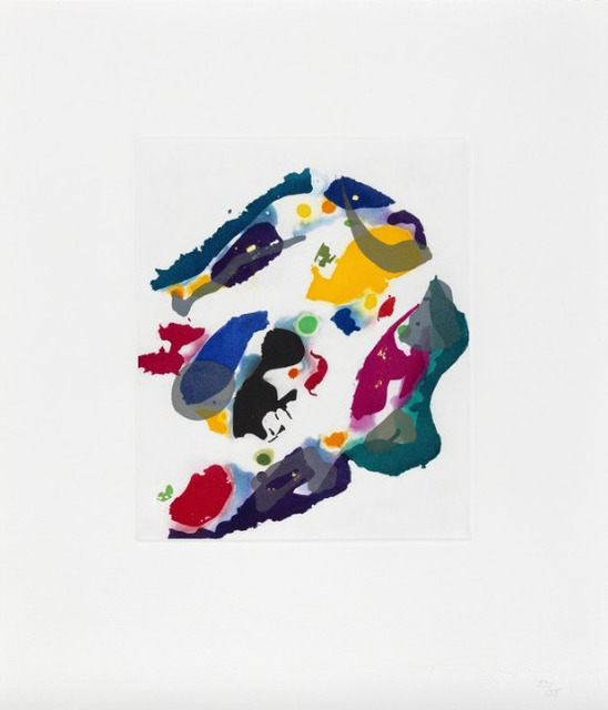 Sam Francis, 'Untitled', 1994, Upsilon Gallery