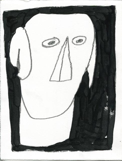 B. Thom Stevenson, 'Untitled Drawing (BTSV117D008)', 2017, V1 Gallery