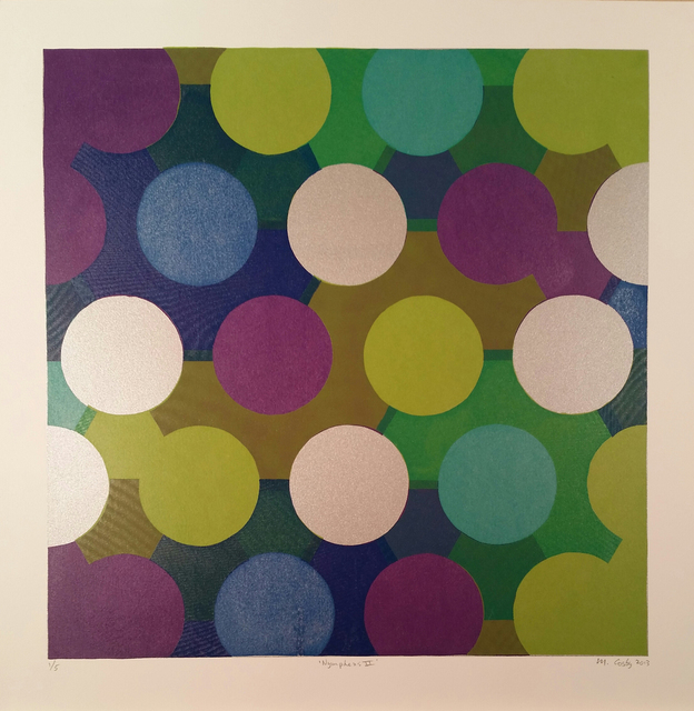 , 'Nymphias,' 2012, Portland Fine Art