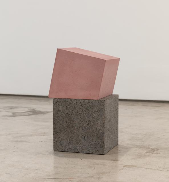 , 'untitled - série jazida,' 2018, Galeria Raquel Arnaud