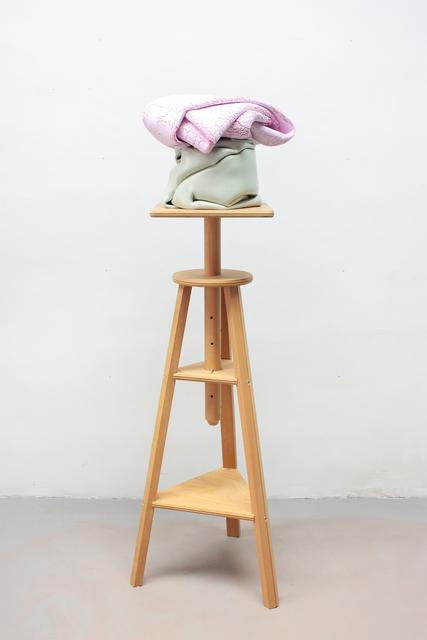 , 'Mirad tú, mitad yo (Pepa),' 2016, Moisés Pérez De Albéniz