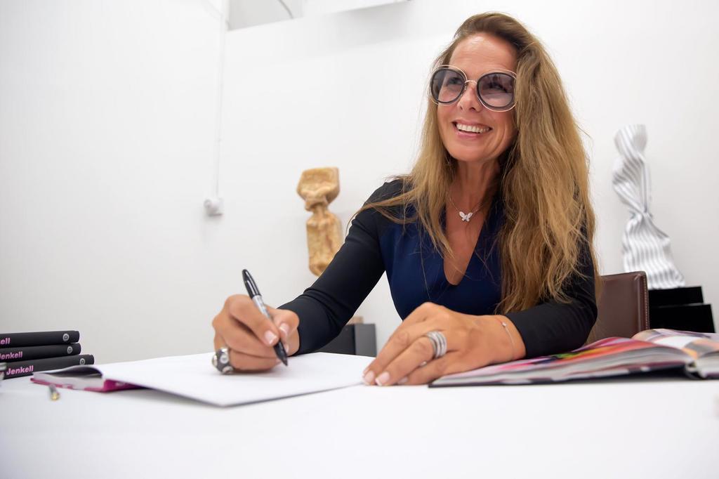 Laurence Jenkell exhibition at BOCCARA ART | BOCCARA FINE ART