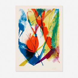 Paul Jenkins, 'Untitled,' 1965, Wright: Prints + Multiples (January 2017)