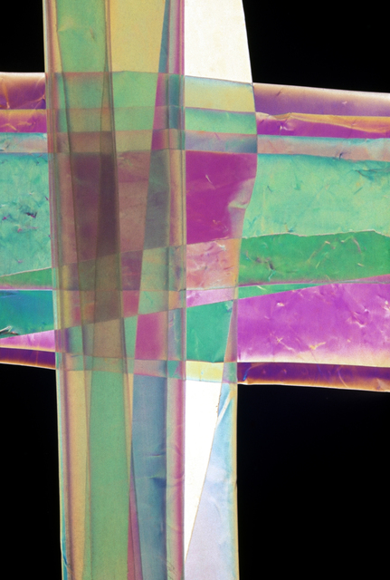 Erich Hartmann, 'Light on cellophane -2', 1968, °CLAIR Galerie