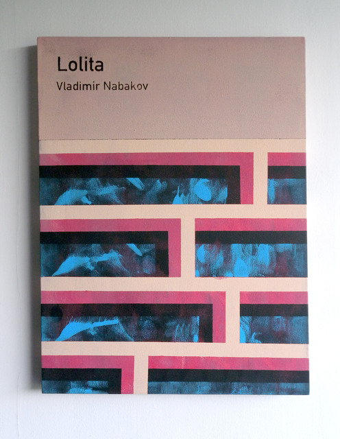 , 'Lolita / Vladimir Nabakov,' 2013, Anna Schwartz Gallery