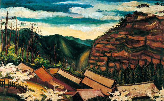 , 'Spring of Ali Mountain,' 1935, Liang Gallery