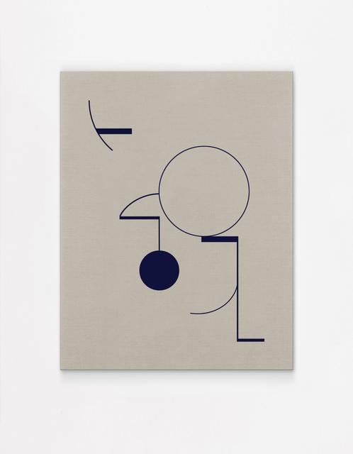 , 'Compose Movements II,' 2019, Kristin Hjellegjerde Gallery
