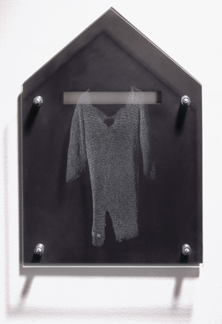 , 'Ghost House/Armor Study: Mail Suit ,' 1995, David Richard Gallery