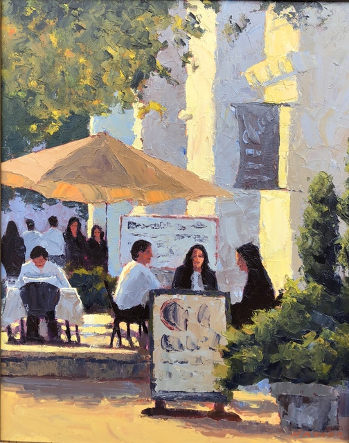 , 'Alfresco,' 2016, Susan Calloway Fine Arts