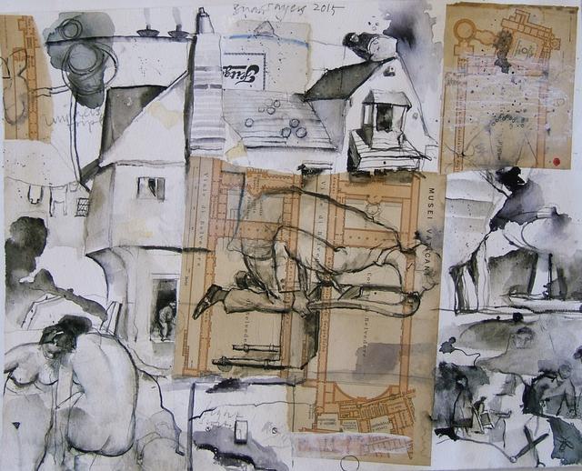, 'En Plein Air,' 2015, Long & Ryle