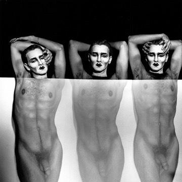 , 'Tripletts,' 1990, Espacio Mínimo