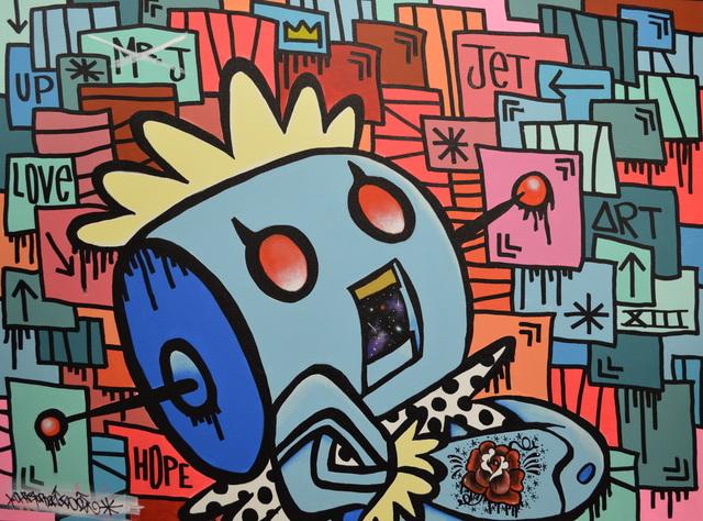 , 'Rosie,' 2014, Peerless Arts