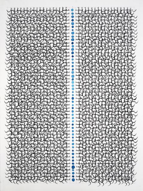 , 'Grid Drawing 37,' 2015, CHRI