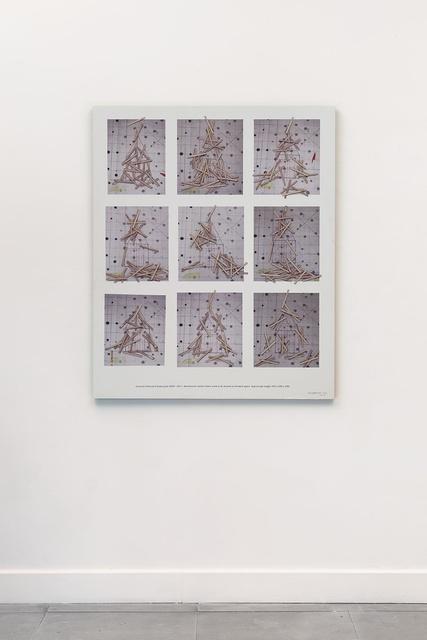 , 'Caracole (Natural Catastrophe) 2008-2011.,' 2014, Richard Saltoun