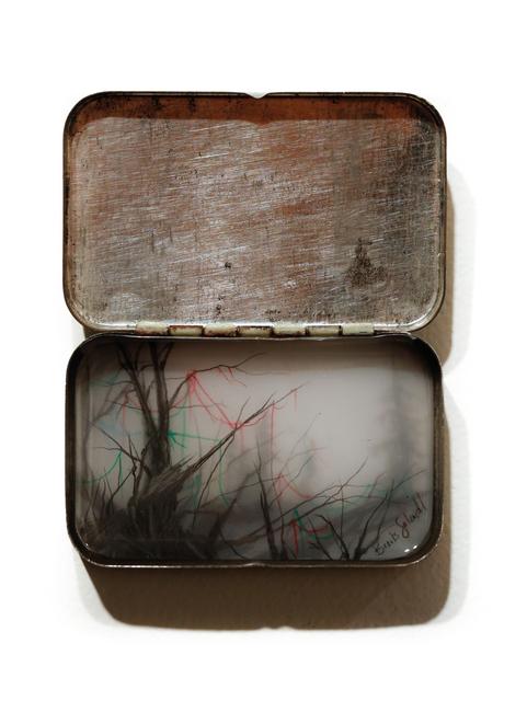 , 'Penslar Color Draped Landscape Tin,' 2018, Paradigm Gallery + Studio