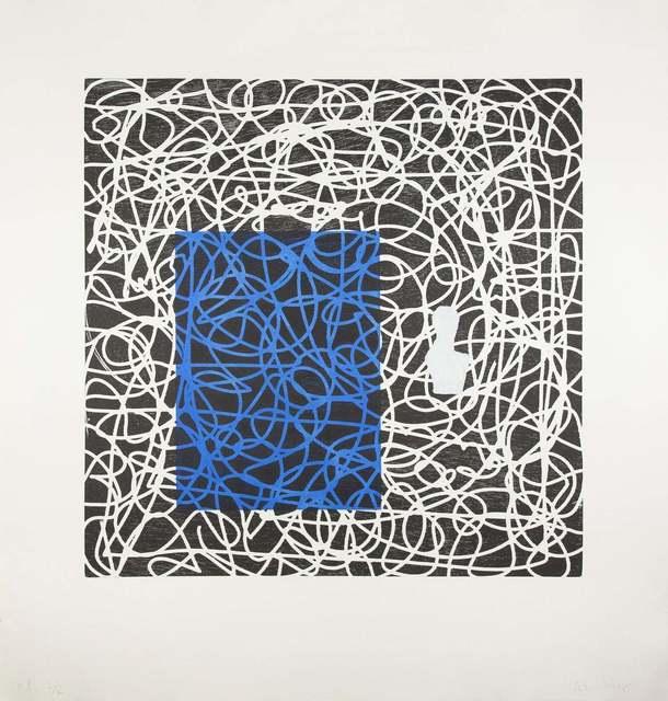 Amador, 'Retrat i Laberint', 1993, Galeria Maior