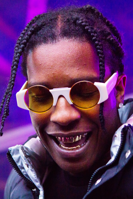 , 'A$AP Rocky,' 2017, The Compound Gallery