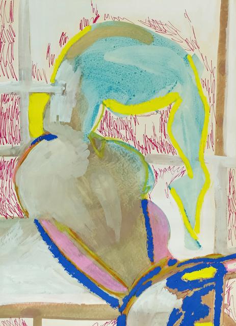 , 'Stretch the Bones,' 2017, Hans Alf Gallery