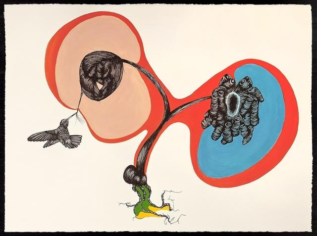 , 'Metaflora (kernels),' 2014, Hosfelt Gallery