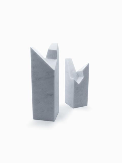 Fernando Pinto, 'Ensamble VI', 2017, Sculpture, White Carrara Marble, Ministry of Nomads