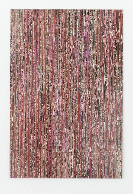 Juliane Schmidt, 'Rosared', 2018, NL=US Art
