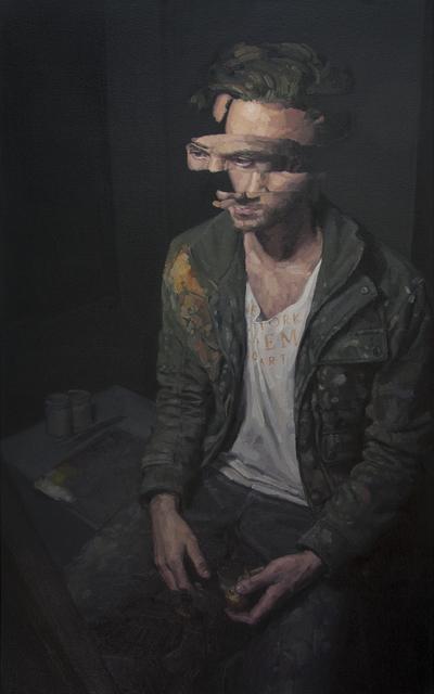 , 'Analysis Paralysis,' 2016, Abend Gallery