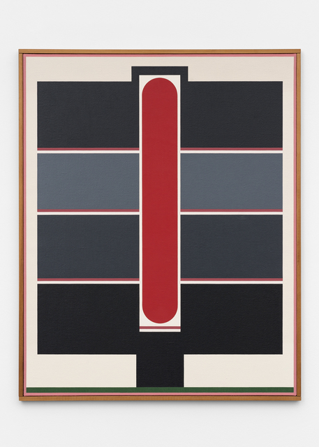 , 'Passage étroit,' 1977, Rodolphe Janssen