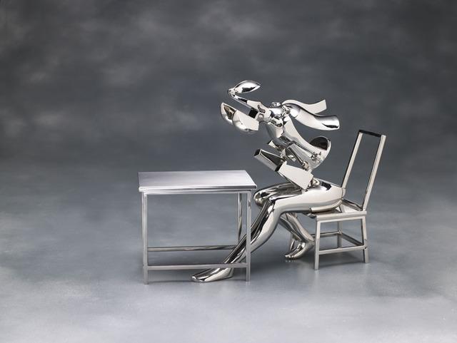, 'Seated Figure II,' 1988, SPONDER GALLERY