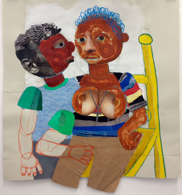 , 'Birth of Titty Boy,' 2017, Mariane Ibrahim Gallery