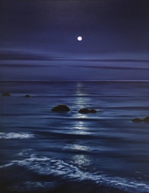Otto Duecker, 'Full Moon', 2019, M.A. Doran Gallery
