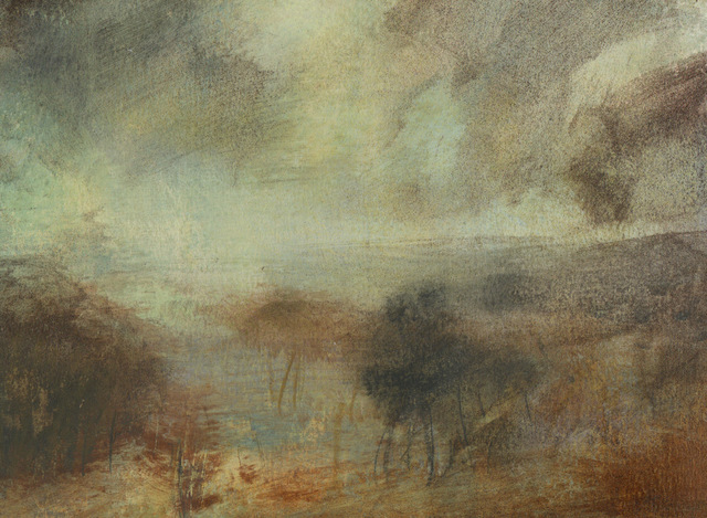 , 'Landscape L1033 - View Northwards from Rising Ground, The Chiltern Hills ,' 2017, Alan Kluckow Fine Art