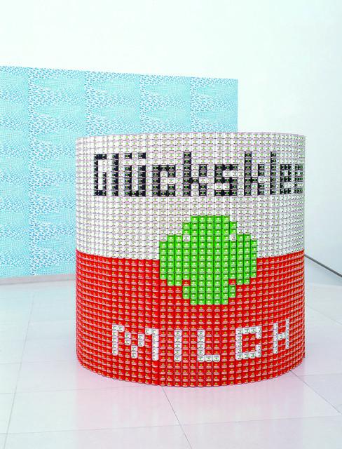 , 'Glücksklee-Dose [Glücksklee Can],' 1969-1996, New Museum