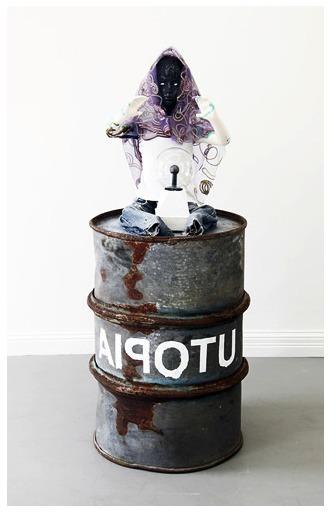 , 'Dictatorship of Dilettants (Utopia),' 2011, Galerie Clemens Gunzer