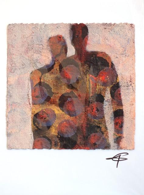 Edith Konrad, '4418 (framed)', 2014, Artspace Warehouse