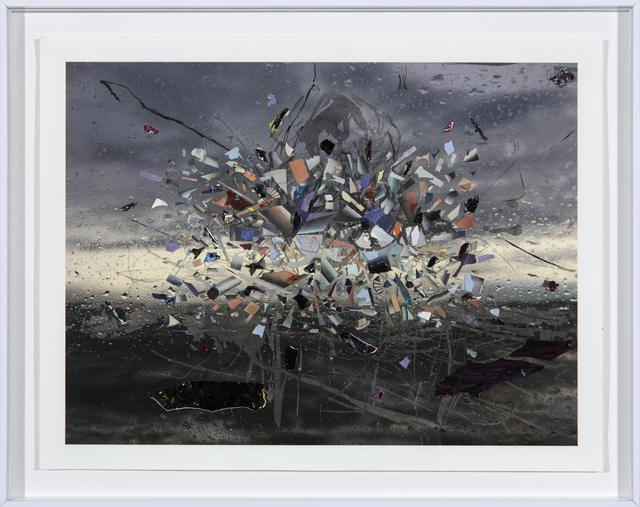 , 'Ocean crescendo,' 2018, Sulger Buel Gallery