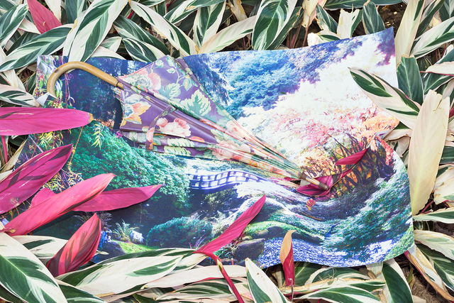 , 'Untitled (Japanese Garden),' 2017, Miranda Kuo Gallery