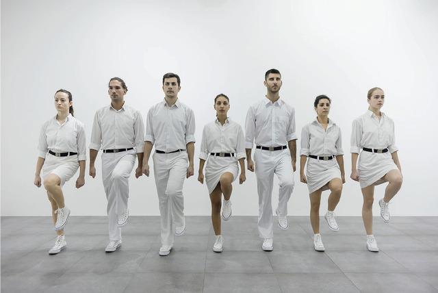 , 'Falling Wall,' 2018, Vistamare/Vistamarestudio