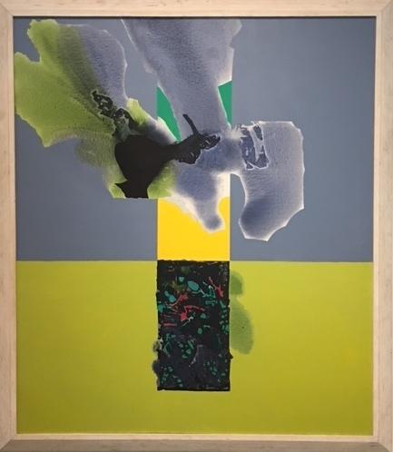 , 'Cross of Africa II,' 1993, Deborah Colton Gallery