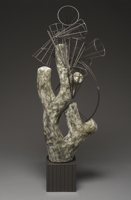 , 'HESITANT UNDERTONES,' 2017, Traver Gallery