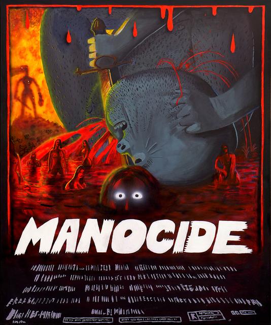 , 'Manocide ,' 2017, Hashimoto Contemporary