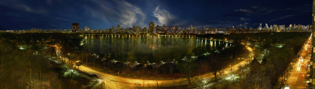 , 'New York Reservoir,' , Waterhouse & Dodd