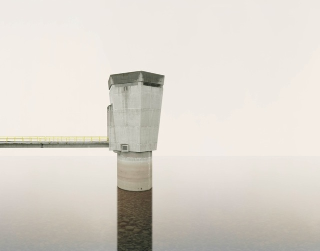 , 'Caldeirao Dam water intake tower for hydraulic circuit from the series The Time Machine,' 2011, Purdy Hicks Gallery