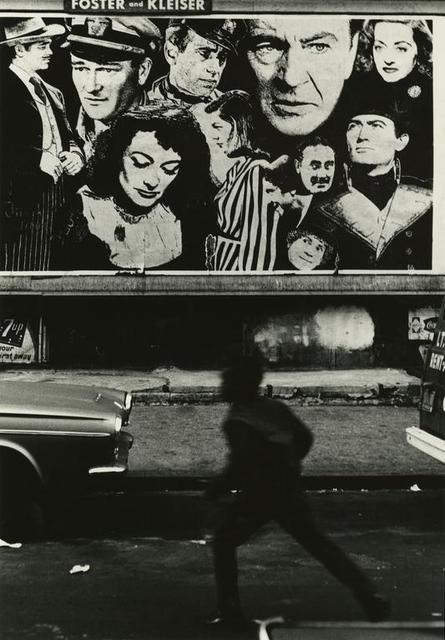 , 'Boy and Movie Poster, Harlem, New York City,' 1968, Steven Kasher Gallery