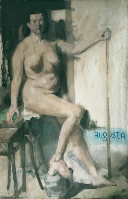 , 'Augusta,' 1954, Tibor de Nagy